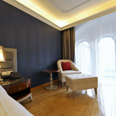 Chasse Hotel superior room