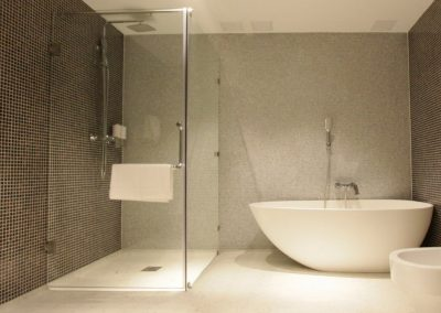 Suite bathroom 1